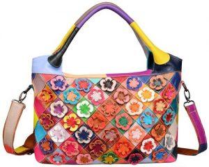 Classy and Colorful Handbag