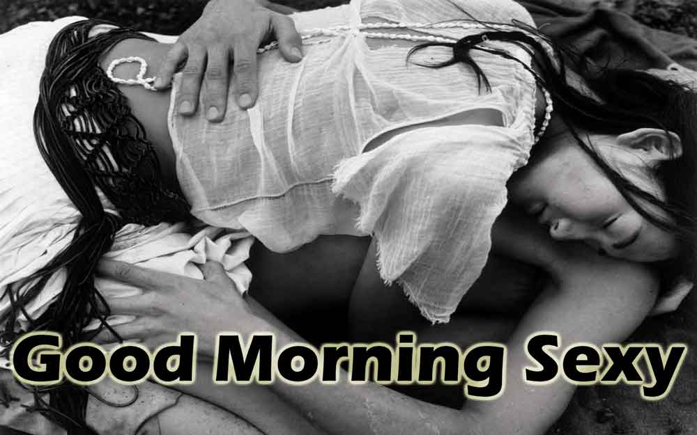 sensual good morning