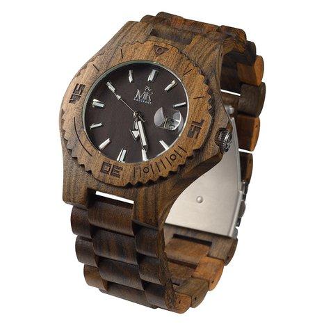 Personalized Wooden Wrist Watch