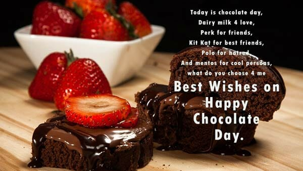 chocolate day image