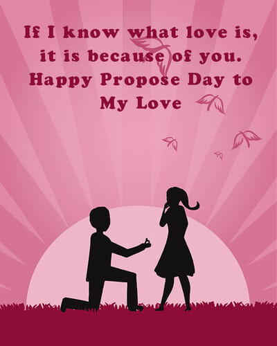 Happy Propose Day Images Quotes For Lover In 2018