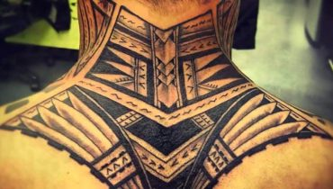 tribal tattos for men