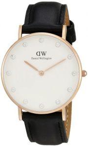 Classy Metal Oversized Watch