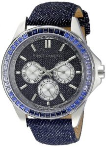 Denim Clothed Watch