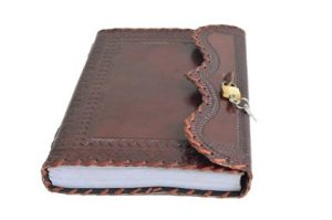 Journal with Security Lock