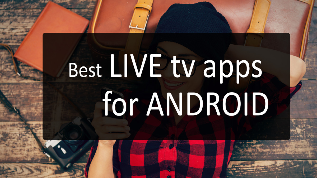 best live tv apps for android