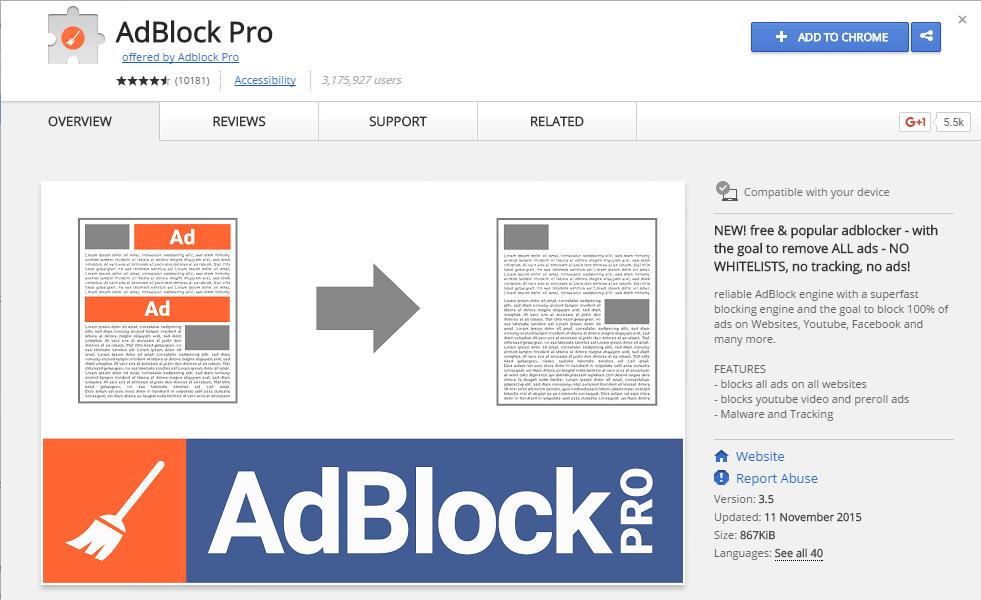 Adblock-Pro
