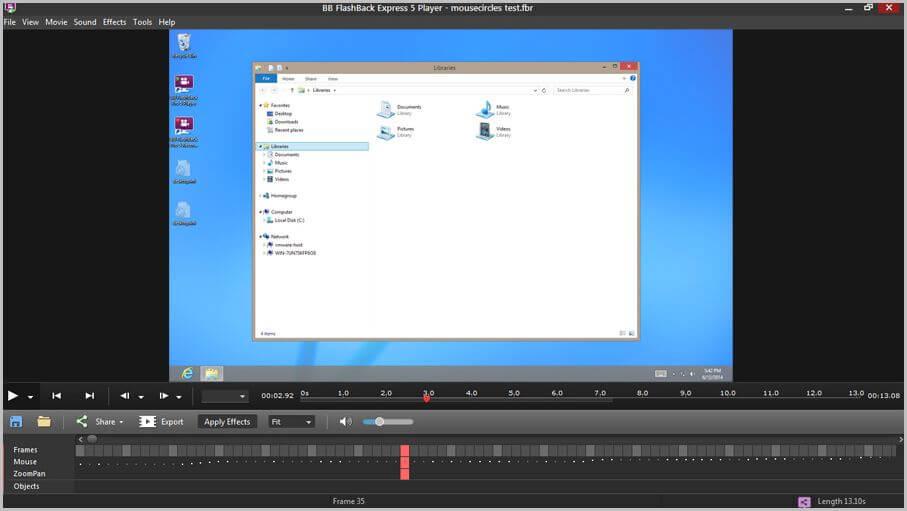 BlueBerry-FlashBack-Express-Recorder