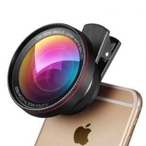Clip on Macro Lens for Smartphone