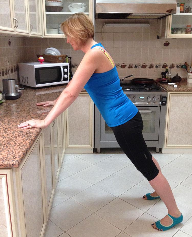 counter-push-ups