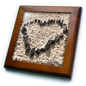 heart-in-sand-framed-photo