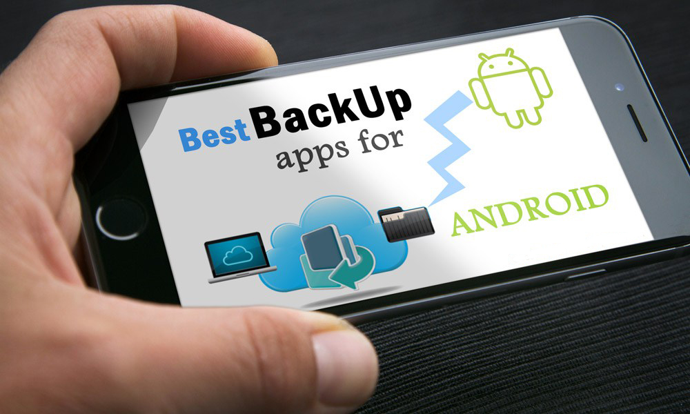 Best backup app for Android