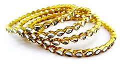 Sleek-Gold-Bangle