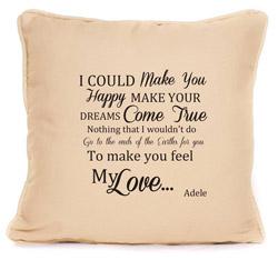 lyrics-cushion-cover