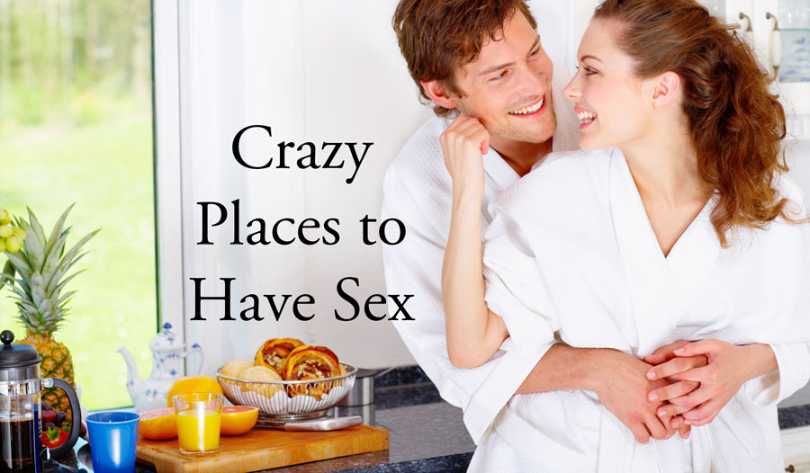 Crazy Places to Have Sex