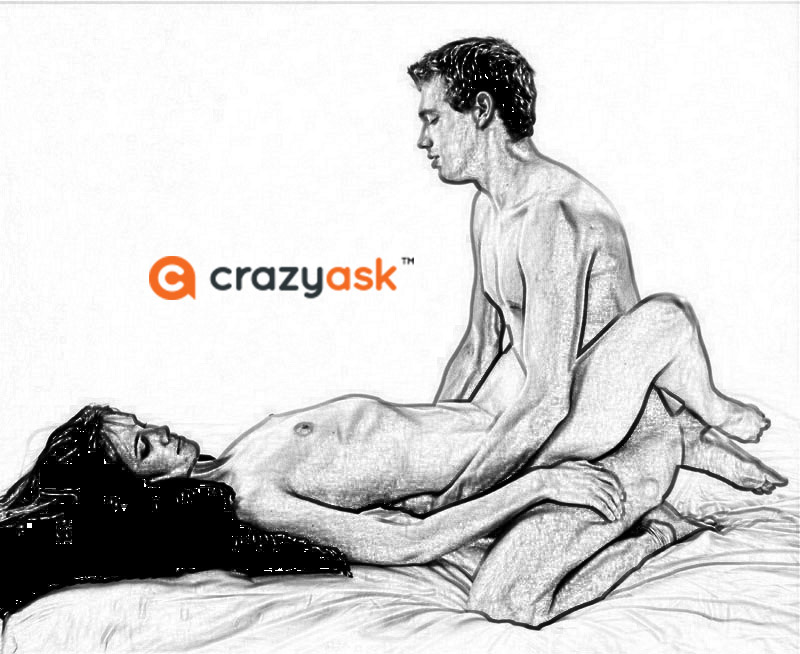 Sex positions to make your man go crazy