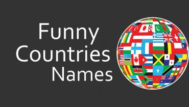 funny country names