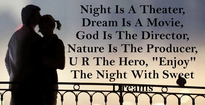 If You Are Not Able To Talk For The Whole Day Then Count On The Night Wish Your Partner Good Night Through Romantic Good Night Quotes