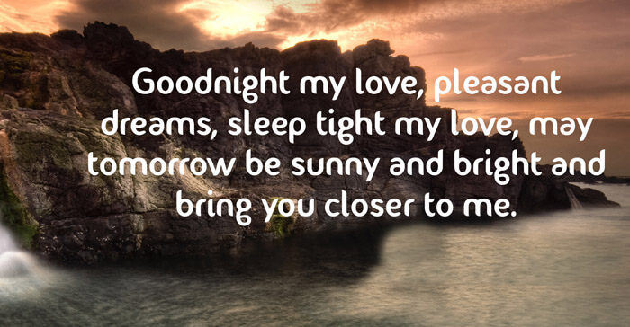 Good Night Quotes, Wishes and Messages for Friends & Lovers With ...
