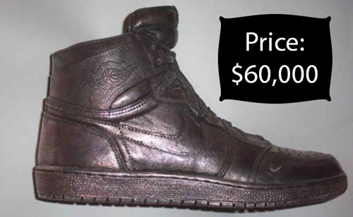 If You Think Spending Money Is The Department Of Women Only Then These One Most Expensive Basketball Shoes In World Would Change Your Mind