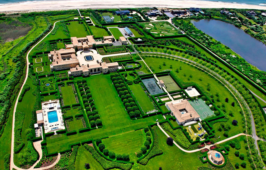 four fairfield pond is not only one of the most expensive house in the world but it is also one of the biggest house in the world too - Biggest House In The World 2017