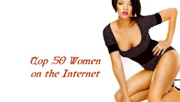 Top 50 Women on the Internet