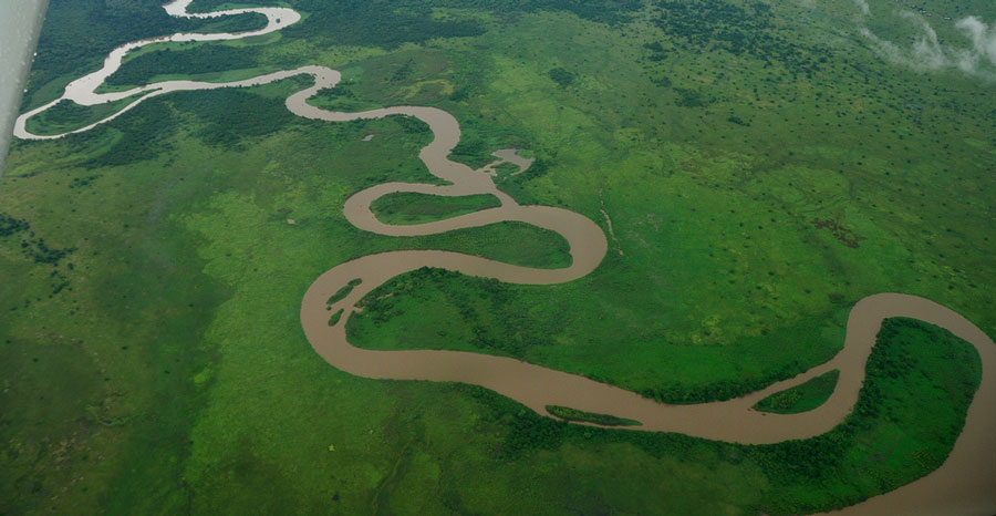 Top Longest Rivers In The World - African rivers by length