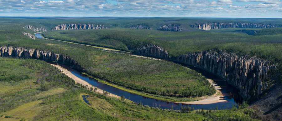 Top Longest Rivers In The World - A long river