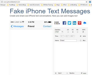 Best Fake Text Message Generator Online Tools for Android