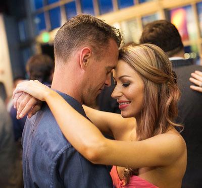 Slow Dance Types of Hugs