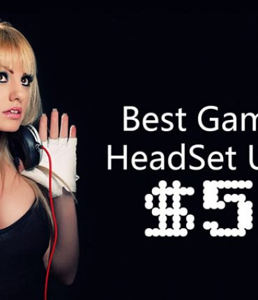 Gaming HeadSet Under 50