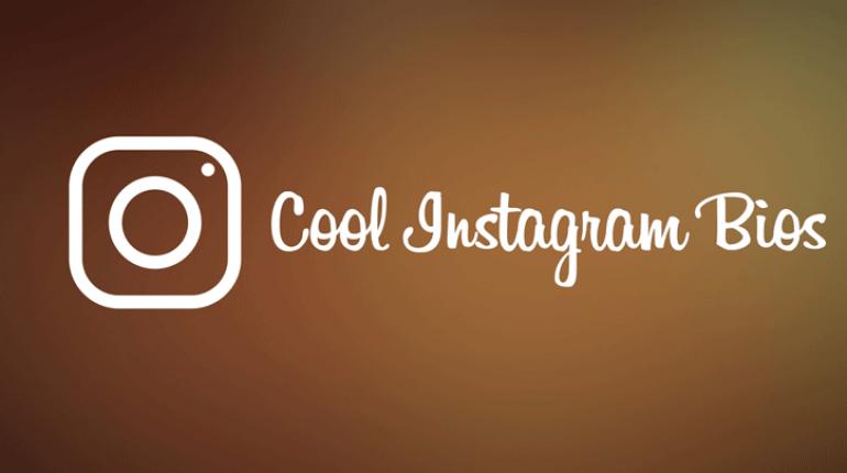Cool Instagram Bios