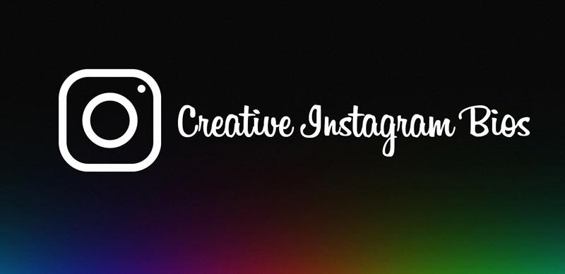 Creative Instagram Bios