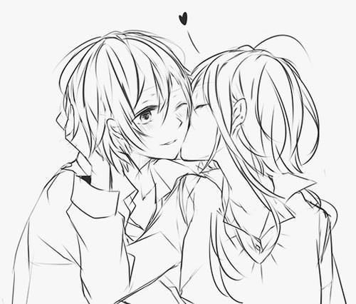 Kissing Cheeks