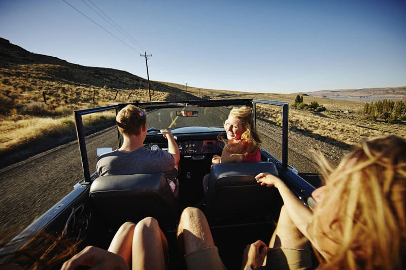 Try out a Road Trip