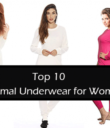 Thermal Underwear for Women