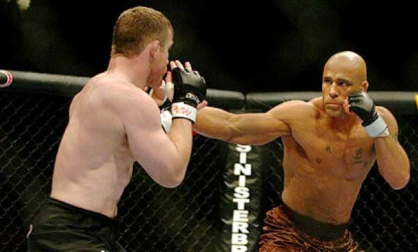 Matt Hughes vs. Frank Trigg II