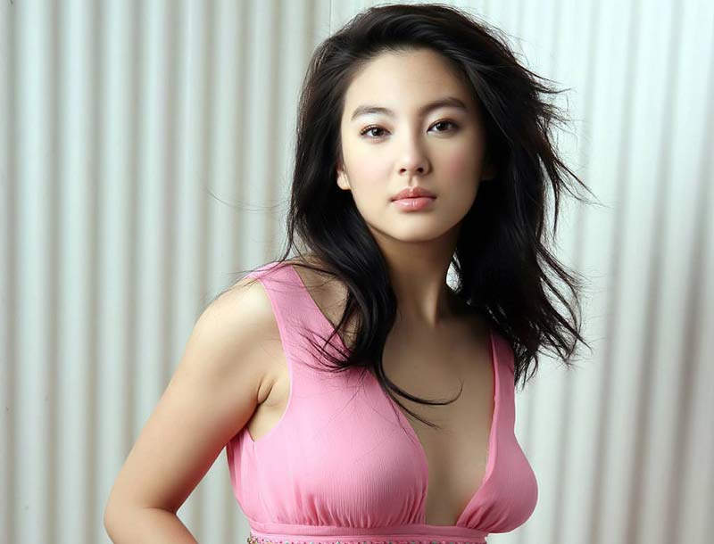 Top 10 Sexy Chinese Women Models Actresses