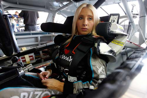 top 10 female nascar drivers 2017. Black Bedroom Furniture Sets. Home Design Ideas