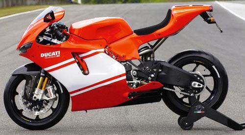 Ducati D16RR M16