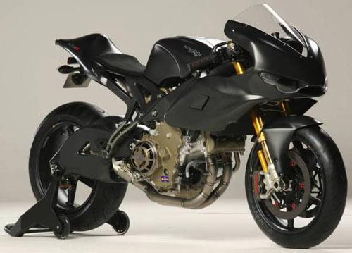 Ducati Testa Stretta NCR