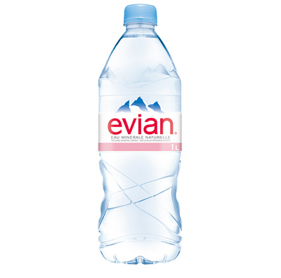 Evian 2008 Limited Edition