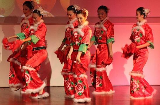 Yangko Dance