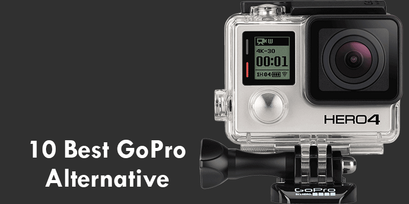 10 Best GoPro Alternative