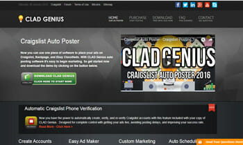 CLAD Genius Software