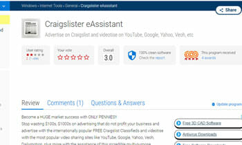 Craigslister eAssignment
