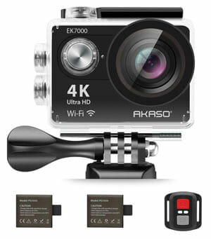 EK7000 4K Action Cam