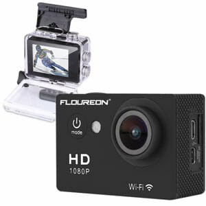 Floureon Y8-P Mini Action Camera