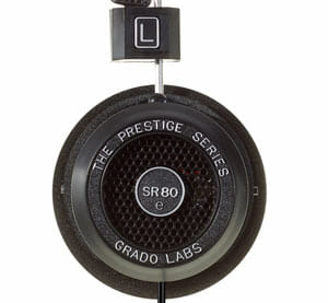Grado SR80e Prestige Series Headphone