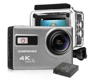ICONNTECHS IT 4K Action Camera